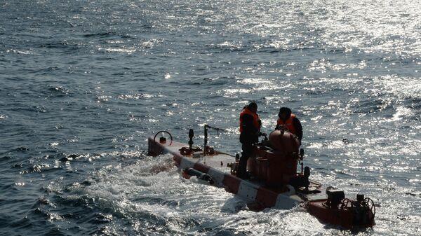 У побережья Турции упал военный учебный самолет