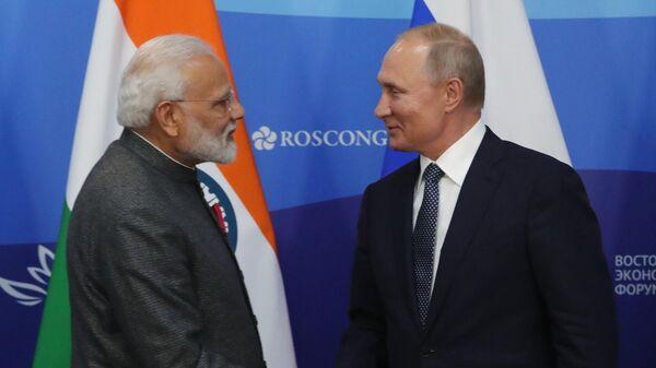 Лавров рассказал о планируемой встрече России и Индии на высшем уровне