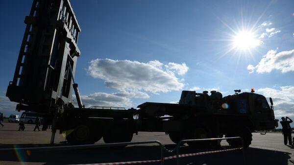 Первый комплекс С-350 'Витязь' поступил на вооружение ЮВО