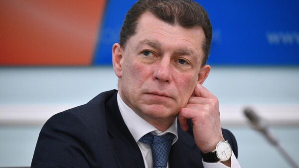 Андрей Кигим возглавил Пенсионный фонд вместо Максима Топилина