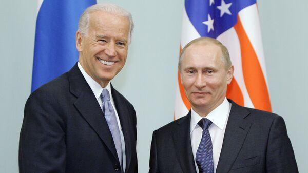 Постпред США назвал одну из тем встречи Путина с Байденом