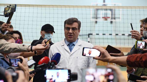 В УМВД опровергли сообщения об обнаружении главы омского Минздрава