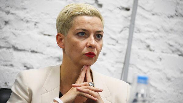 Госдеп назвал обвинения против Колесниковой в Белоруссии возмутительными