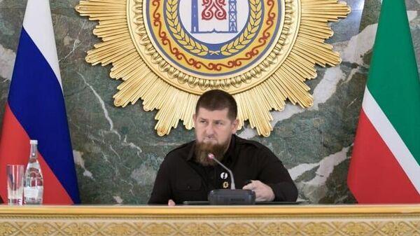 Кадыров ответил на вопрос о желании возглавить Россию