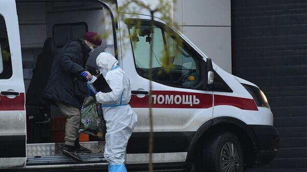 В России выявили 7975 новых случаев заражения коронавирусом