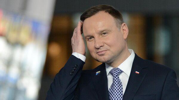 Президент Польши назвал предлог для посадки самолета в Минске ложью