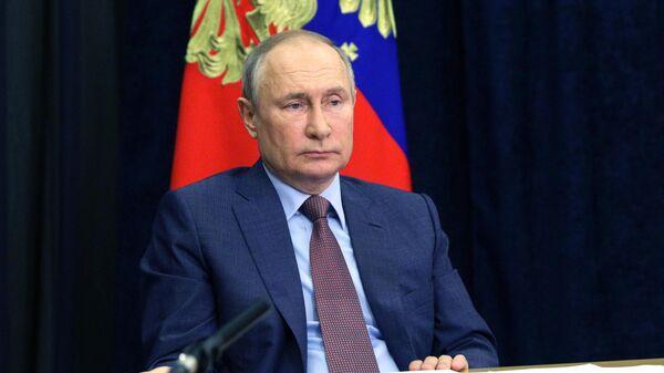 Путин оценил работу 'Единой России'