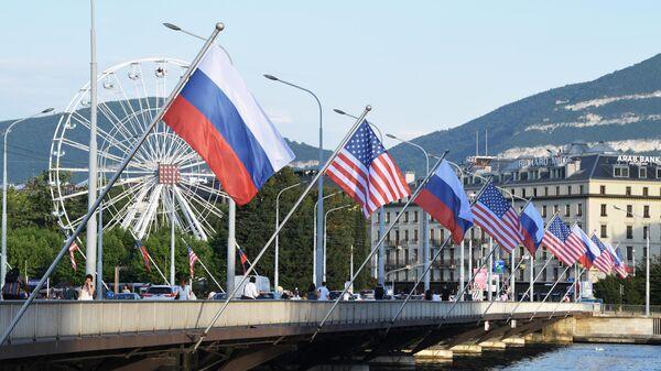 Путин летит в Женеву на встречу с Байденом