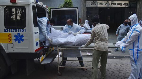 В Индии сообщили о появлении новой мутации коронавируса