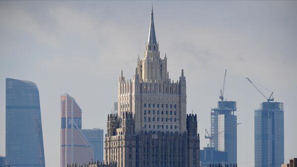 МИД назвал обвинения Чехии в адрес России 'бесконечной внутренней возней'