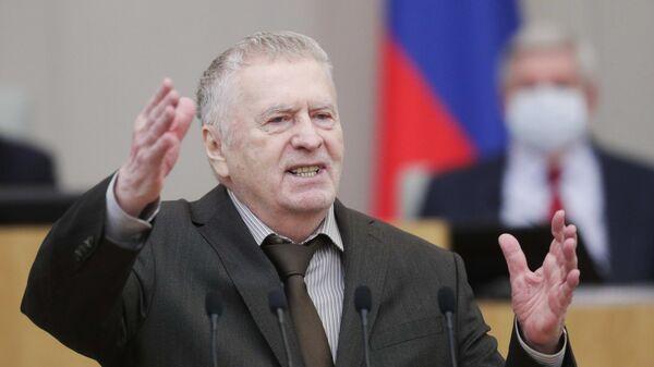 Жириновский рассказал, каким должен быть итог встречи Путина и Байдена