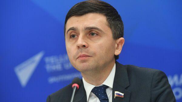 В Госдуме резко ответили на слова Киева об условиях поставок воды в Крым