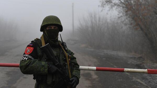 В ДНР заявили о минометном обстреле окраин Донецка со стороны силовиков