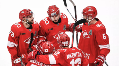 «Спартак» обыграл «Сочи» в матче КХЛ