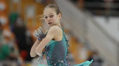 Тутберидзе прокомментировала слухи о возможном возвращении Трусовой от Плющенко