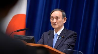 Байден проведёт встречу с премьер-министром Японии