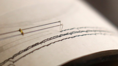 Землетрясение магнитудой 5,4 произошло у берегов Новой Зеландии