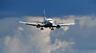 Названы самые популярные авианаправления по России в апреле