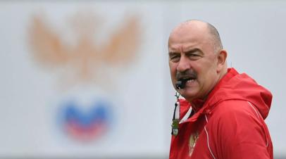 Черчесов заявил, что допускает вариант с выходом Головина и Миранчука в основе сборной России