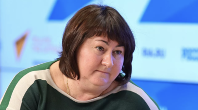 Вяльбе рассказала, за что на неё обиделся Губерниев