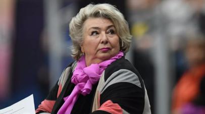 Тарасова прокомментировала обвинения американского журналиста Лиза