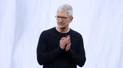Тим Кук рассказал, когда может оставить пост директора Apple