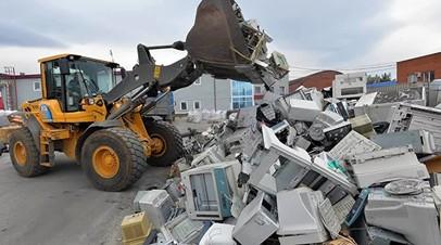 Более 350 тонн электроники сдали на переработку в Подмосковье с начала года