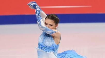 Фигуристка Валиева рассказала о разнице между шоу и официальными соревнованиями