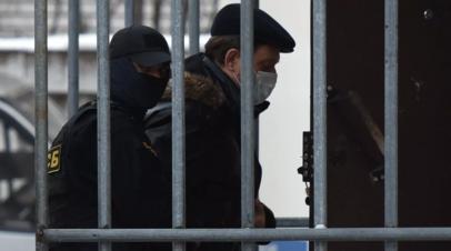 Началось первое судебное заседание по делу мэра Томска Ивана Кляйна