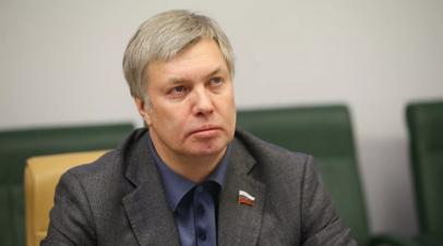 Путин назначил Русских врио губернатора Ульяновской области