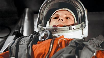 Историк рассказал, почему для первого полёта в космос выбрали Гагарина