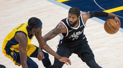 «Клипперс» одержали шестую победу подряд в НБА