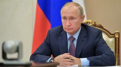 В Сербии выразили надежду на визит Путина в 2021 году