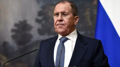 Лавров прокомментировал идею встречи Путина и Байдена