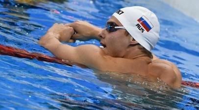 Пловец Морозов: думаю, давно уже побил какой-нибудь рекорд по четвёртым местам в истории спорта