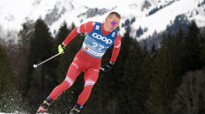 Лыжник Большунов заявил, что устал от своей популярности