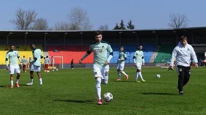 Пономарёв: футболисты «Краснодара» не знают, что делать с мячом