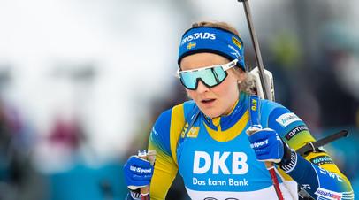 Бывшая лыжница Нильссон попала в основной состав сборной Швеции по биатлону
