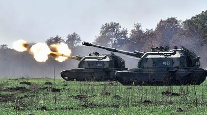 Международный калибр: каковы экспортные перспективы модернизированных российских гаубиц «Мста-С» под снаряды 155 мм