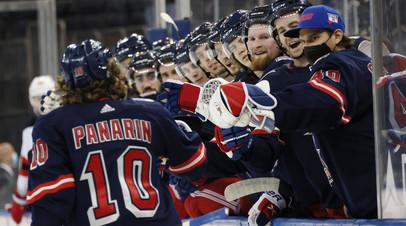Панарин признан второй звездой игровой недели в НХЛ