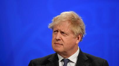 Премьер-министр Великобритании прокомментировал выход английских клубов из Суперлиги