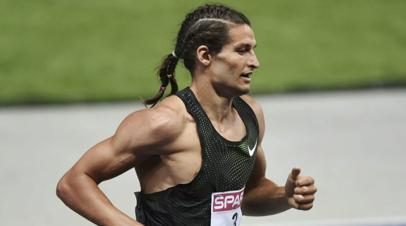 Легкоатлет Шкуренёв отправил заявку в World Athletics на получение нейтрального статуса