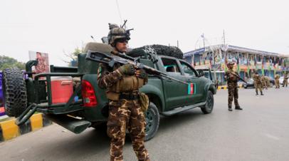 В Афганистане оценили борьбу военных с талибам