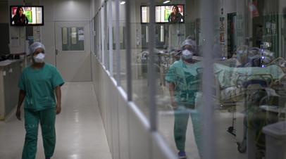 В Бразилии за сутки выявили более 72 тысяч случаев коронавируса
