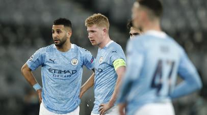 Де Брёйне прокомментировал победу «Манчестер Сити» над ПСЖ в первом матче 1/2 финала ЛЧ