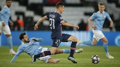 Марез: «Манчестер Сити» провёл не лучший матч, но победил ПСЖ