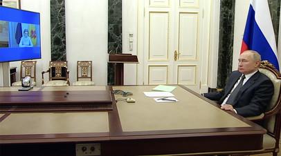 «Сегодня подпишу соответствующий указ»: Путин поддержал предложение о продлении майских праздников