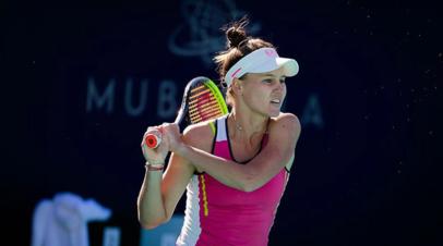 Кудерметова обыграла Богдан и вышла в полуфинал турнира WTA в Стамбуле