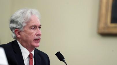 AP: глава ЦРУ Бёрнс посетил Кабул с необъявленным визитом