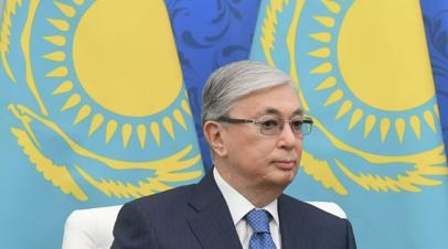 Токаев прокомментировал конфликт между Киргизией и Таджикистаном